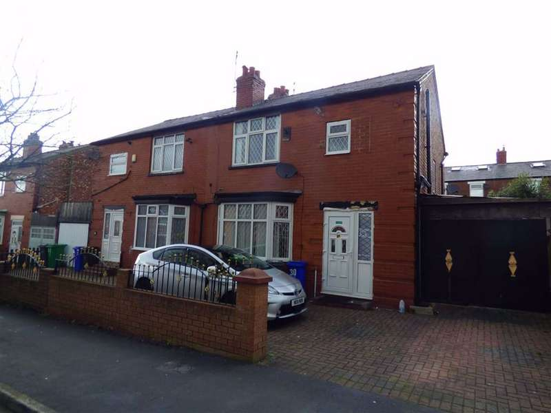 3 Bedrooms Semi Detached House for sale in Milwain Road, Burnage, Manchester, M19