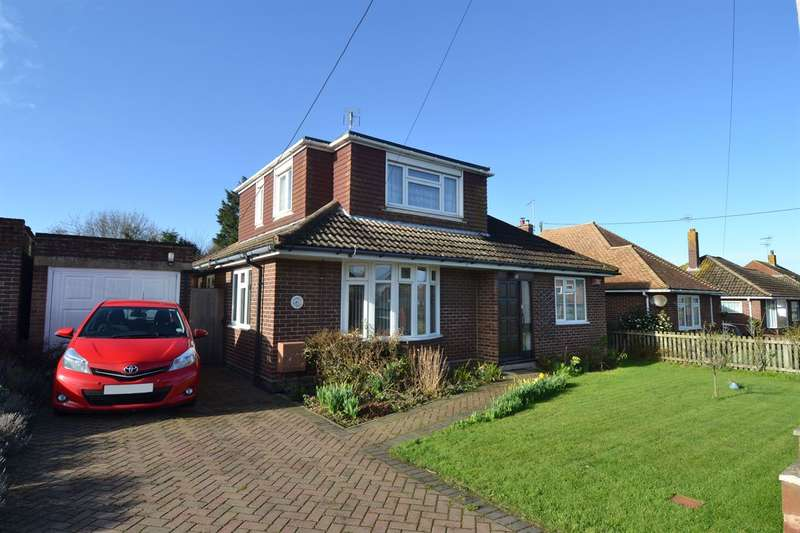 4 Bedrooms Detached Bungalow for sale in Foxgrove Road, Tankerton, Whitstable