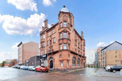 1 Bedroom Flat for sale in Shaftesbury Street, Finnieston