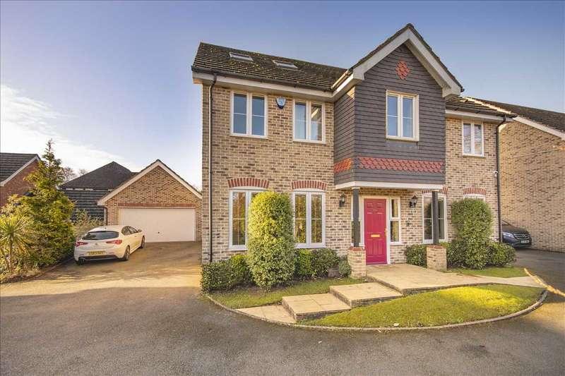 6 Bedrooms Detached House for sale in Hoads Wood Gardens, Sandyhurst Lane, Ashford