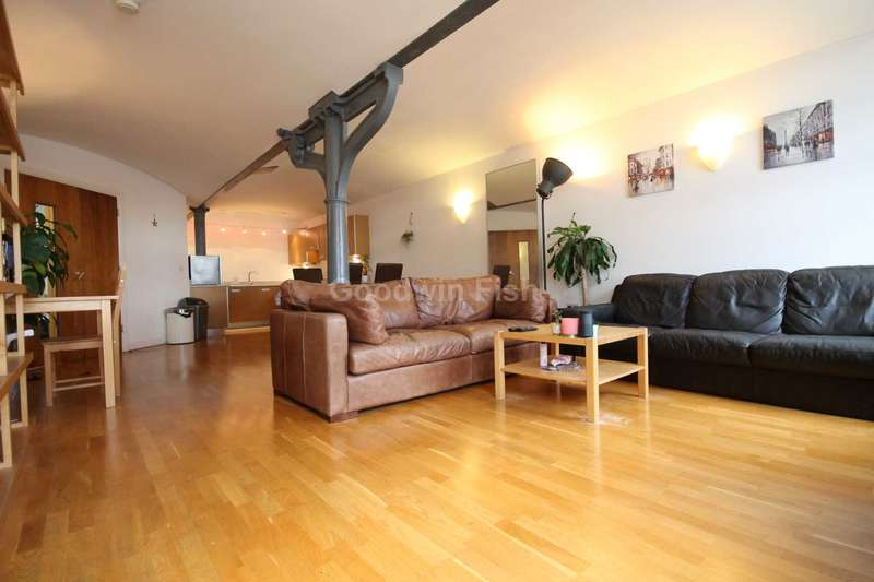 2 Bedrooms Apartment Flat for sale in Old Sedgwick, Royal Mills, 2 Cotton Street, Ancoats