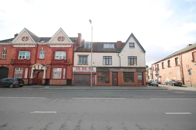 3 Bedrooms Commercial Development for sale in Prescot Road Old Swan L13