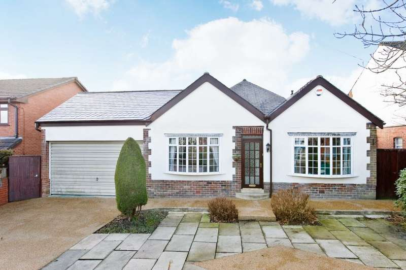 4 Bedrooms Detached House for sale in New Hall Lane, Bolton, Lancashire, BL1