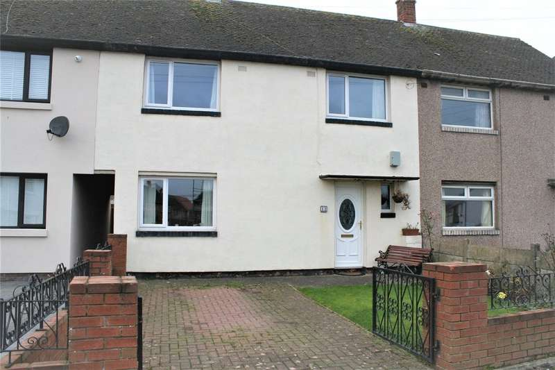 3 Bedrooms Terraced House for sale in Duddon Avenue , Fleetwood FY7