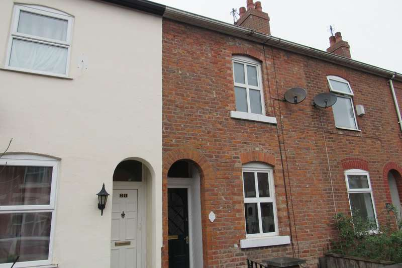 2 Bedrooms Terraced House for sale in Poplar Grove, Manchester, M41