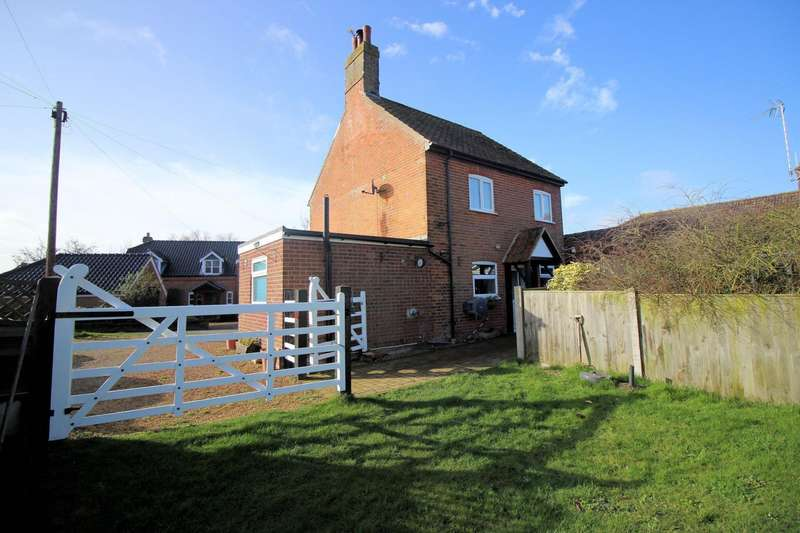 3 Bedrooms House for sale in Mill Road, Stokesby, Great Yarmouth, NR29