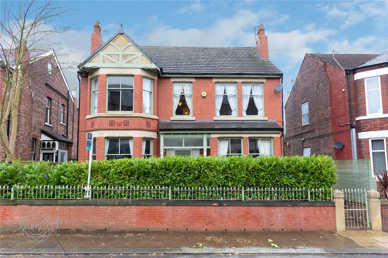 5 Bedrooms Detached House for sale in Devonshire Road, Salford, Greater Manchester, M6