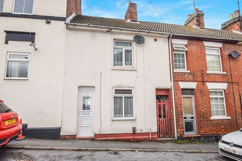 2 Bedrooms Property for sale in Vicarage Street, Whitwick, Coalville, LE67