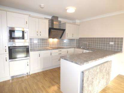 2 Bedrooms Flat for sale in Kayley House, New Hall Lane, Preston, Lancashire, PR1