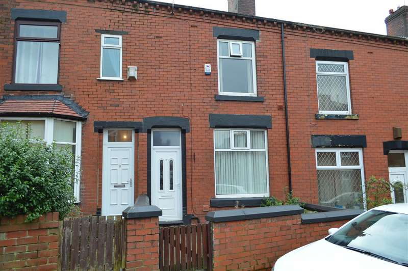 2 Bedrooms Terraced House for sale in Sharples Hall Street, Waterhead, Oldham, OL4 2QZ