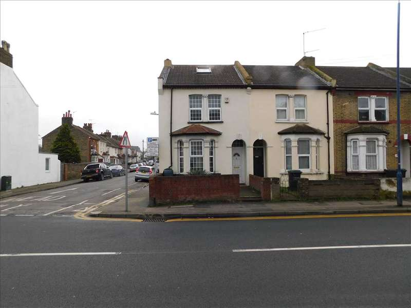 3 Bedrooms End Of Terrace House for sale in Pelham Road South, Gravesend