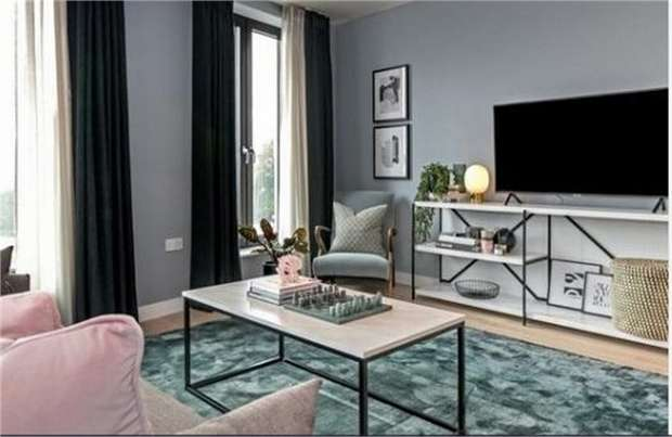2 Bedrooms Flat for sale in Millbrook Park, Mill Hill, NW7
