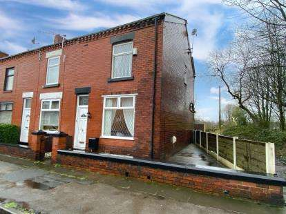 2 Bedrooms End Of Terrace House for sale in Bentley Street, The Haulgh, Bolton, Greater Manchester, BL2