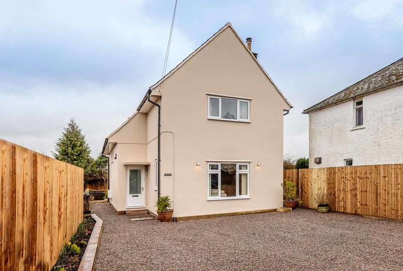 3 Bedrooms Detached House for sale in Tufthorn Avenue, Coleford