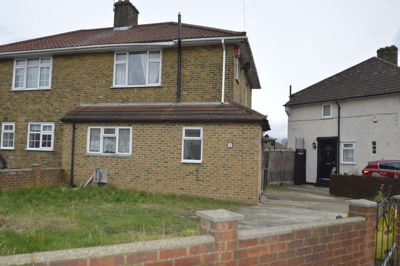 3 Bedrooms Property for sale in Campden Crescent, Dagenham, RM8