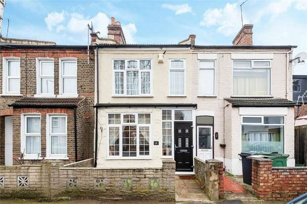 4 Bedrooms Terraced House for sale in Spencer Road, Walthamstow, London