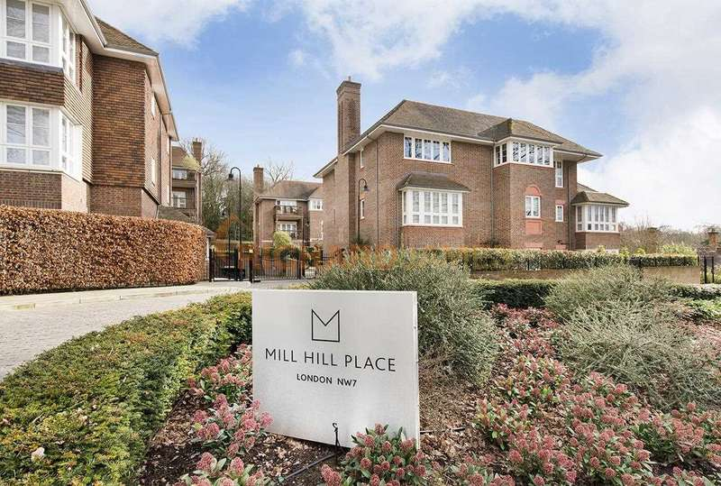2 Bedrooms Apartment Flat for sale in Mill Hill Place, Hammers Lane, Mill Hill