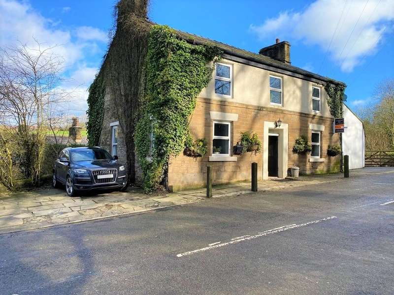 4 Bedrooms Detached House for sale in Hayfield Road, Chapel Milton, High Peak, Derbyshire, SK23 0QQ