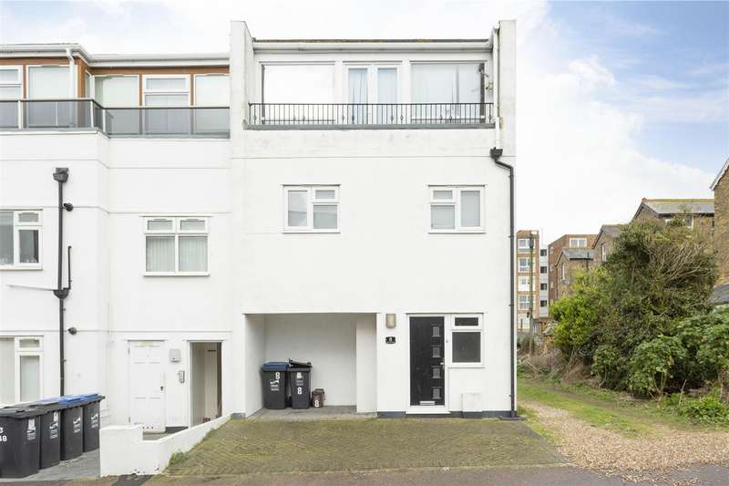 2 Bedrooms End Of Terrace House for sale in Arthur Road, Minnis Bay