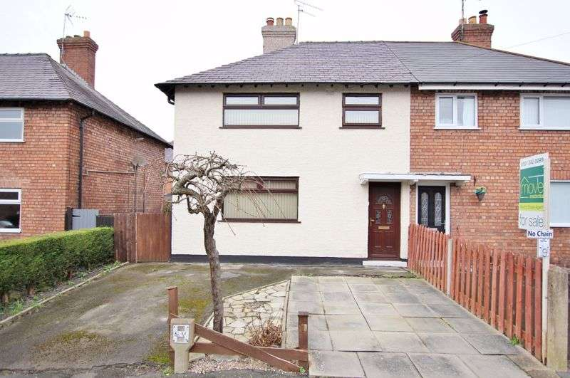 3 Bedrooms Property for sale in Talbot Avenue, Little Neston, Cheshire