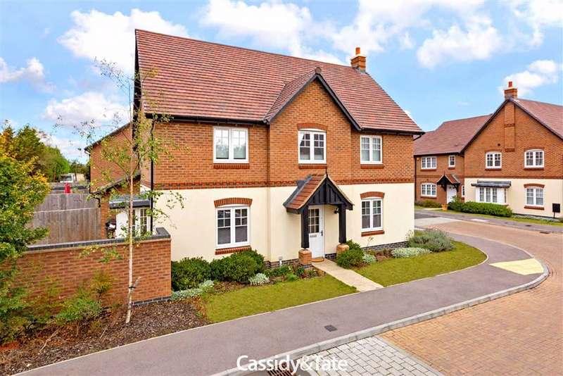 4 Bedrooms Property for sale in Jove Gardens, St Albans, Hertfordshire