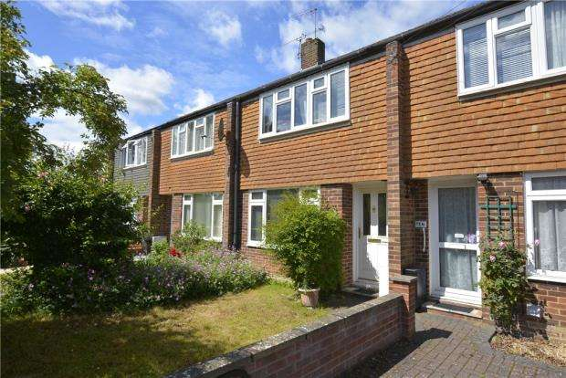 3 Bedrooms Terraced House for sale in Fleming Place, Colden Common, Winchester