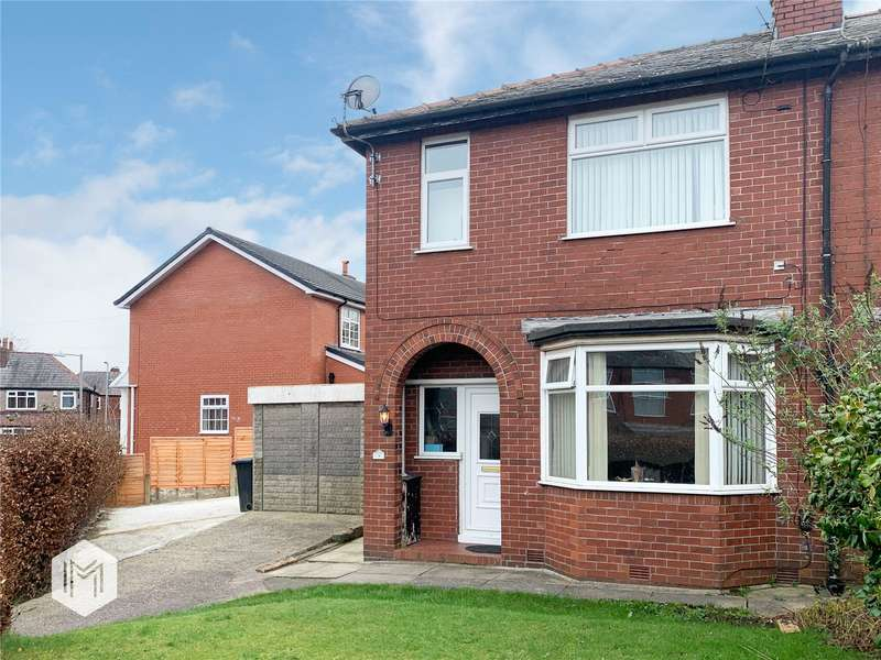 3 Bedrooms Semi Detached House for sale in Roseneath Road, Bolton, Greater Manchester, BL3
