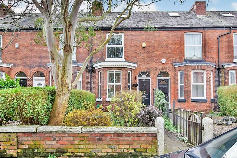 3 Bedrooms House for sale in Orchard Street, West Didsbury, Greater Manchester, M20