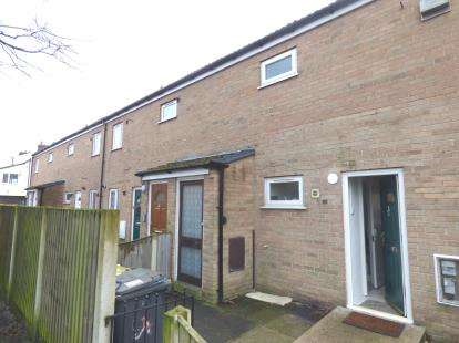 1 Bedroom Flat for sale in Shakespeare Road, Ribbleton, Preston, Lancashire, PR1