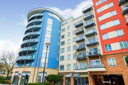 2 Bedrooms Flat for sale in Arctic House, 3 Heritage Avenue, London