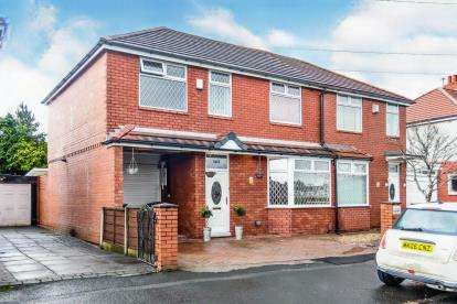 4 Bedrooms Semi Detached House for sale in Lumb Lane, Audenshaw, Manchester, Greater Manchester