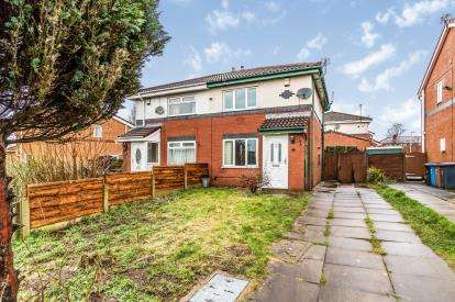 2 Bedrooms Semi Detached House for sale in Newry Road, Eccles, Manchester, Greater Manchester