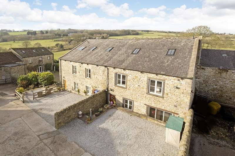 5 Bedrooms Unique Property for sale in The Old Dairy, Salterforth