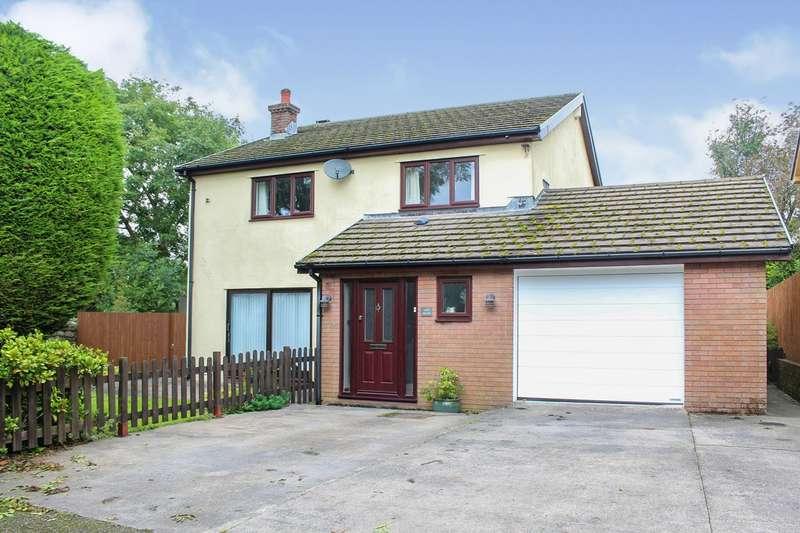 4 Bedrooms Detached House for sale in Upper Hill Street, Blaenavon, Pontypool, NP4