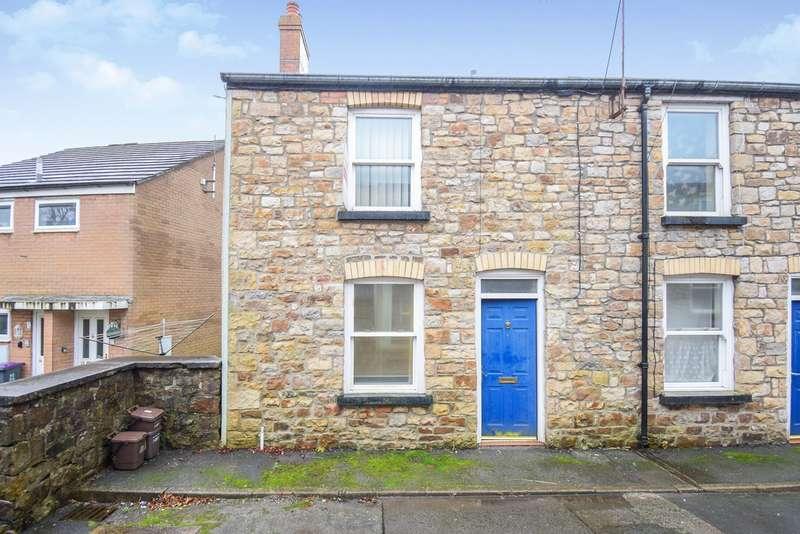 2 Bedrooms Terraced House for sale in High Street, Blaenavon, Pontypool, NP4