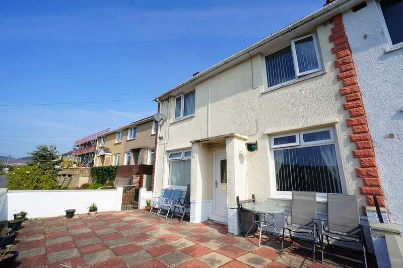 3 Bedrooms End Of Terrace House for sale in Channel View, Risca, Newport, NP11