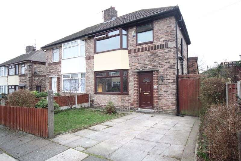 3 Bedrooms Property for sale in Gregory Way, Childwall, Liverpool, L16