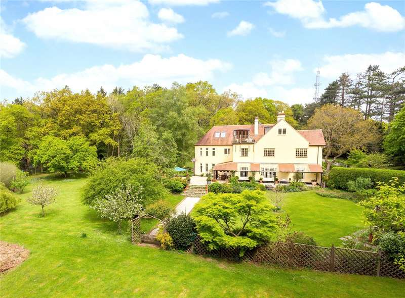 6 Bedrooms Detached House for sale in Youlbury, Boars Hill, Oxford, Oxfordshire, OX1