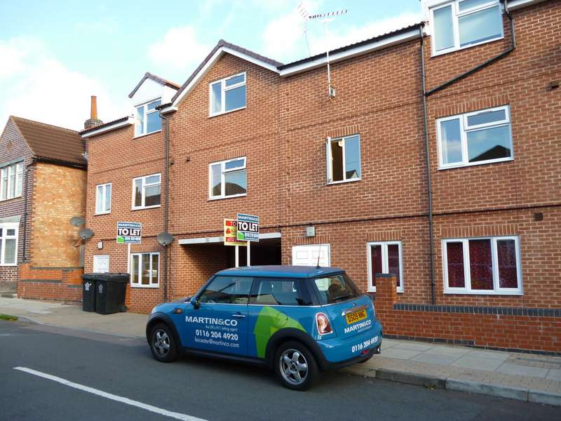 1 Bedroom Flat for rent in Orton Road, Leicester LE4