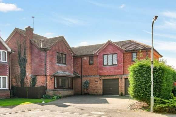 5 Bedrooms Detached House for sale in Swallows Drive, Stathern , Melton Mowbray, LE14