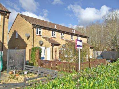1 Bedroom Maisonette Flat for sale in Marchwood, Southampton, Hampshire