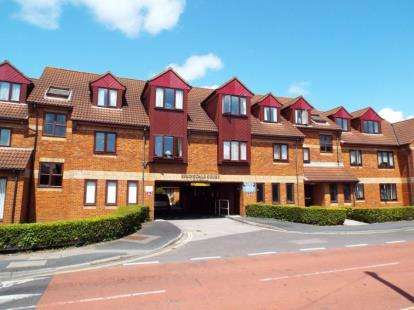 1 Bedroom Retirement Property for sale in 16 Water Lane, Totton, Southampton