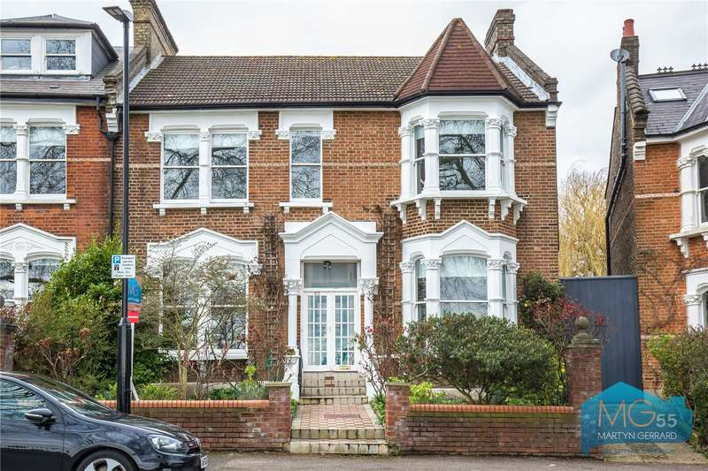 6 Bedrooms Semi Detached House for sale in Mount View Road, Stroud Green, London, N4