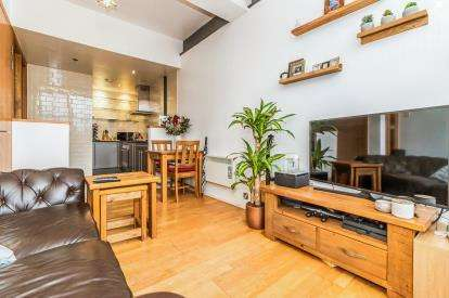 1 Bedroom Flat for sale in Church Street, The Northern Quarter, Manchester, Greater Manchester