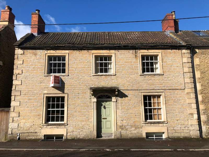 5 Bedrooms Semi Detached House for sale in Frome Road, Beckington
