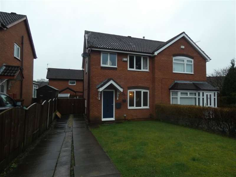 3 Bedrooms Semi Detached House for sale in Roe Lane, Oldham, OL4 5HY