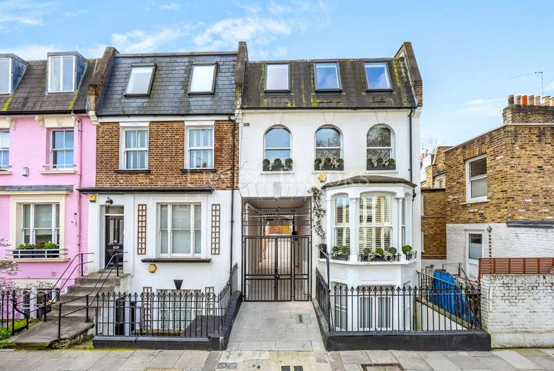2 Bedrooms Maisonette Flat for sale in Moore Park Road, Fulham, SW6