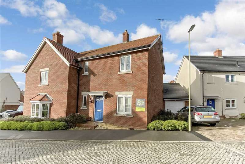 3 Bedrooms Semi Detached House for sale in Picket Twenty Way, Andover