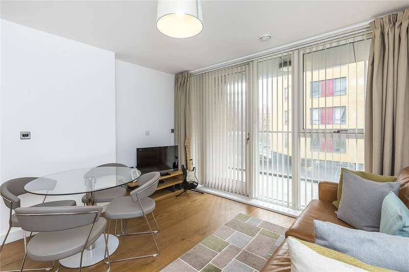 1 Bedroom Flat for sale in Babbage Point, 20 Norman Road, London, SE10