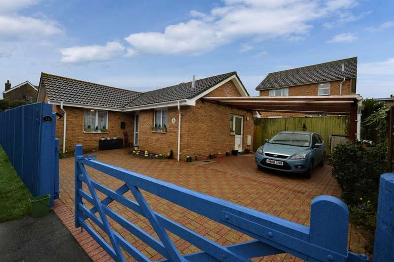 2 Bedrooms Detached Bungalow for sale in Butts Lane, Off Sandown Road, Sandown